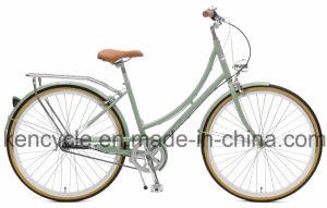 700c Lady City Bike Vintage Bike Coaster Brake Nexus Inter 3 Speed Ladies Urban City Bike pictures & photos