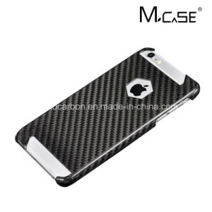 China Supply 100% Real Carbon Fiber Mobile Case for iPhone 7 pictures & photos