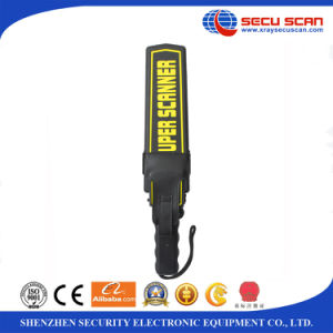 Hand Held Metal Detector at-2008 Metal Detectors for Human Body Check pictures & photos