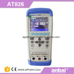 Hot Sale Handheld Lcr Meter with Touch Panel Function (AT825) pictures & photos
