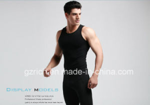 Compression Stomach Girdle Tank Top Body Sculpting Underwear pictures & photos