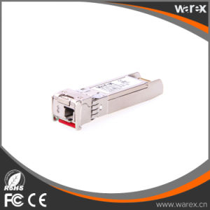 Cisco Compatible 10GBASE-BX 1330nm TX, 1270nm RX, 10.3Gbps, SM, 10km, Single LC SFP+ Transceivers pictures & photos