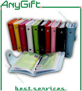 PU Card Bag, Card Holder, Card Case, Bag Card Protector pictures & photos