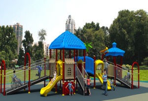 Outdoor Playground for The Disabled Kids pictures & photos