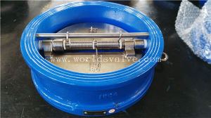 H77 H76 Dual Plate Wafer Type Check Valve pictures & photos