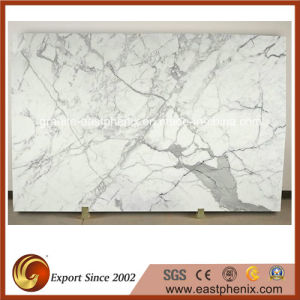 High Quality White Marble Slab for Countertop/Vanity Top pictures & photos