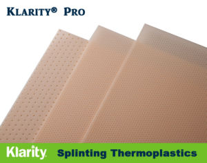 Klarity PRO - Splinting Thermoplastic Material pictures & photos