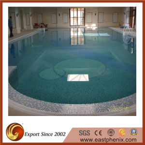 Natural Stone Mosaic Floor Tile for Pool Tile pictures & photos