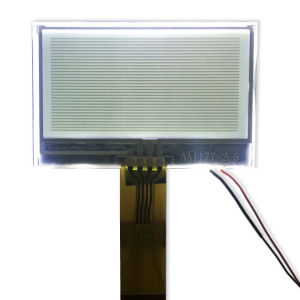 Cog-FSTN 128*64 Graphic LCD Display Module Panel pictures & photos