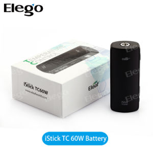 Wholesale Ismoka Eleaf Istick 60W Tc Express Kit / Istick 60W Battery Mod with Istick 60W pictures & photos