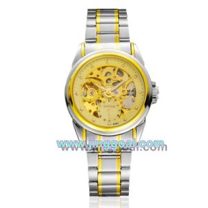 Visible Movement Mechanical Watch pictures & photos