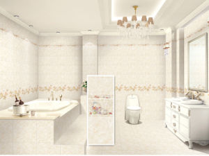 Bathroom Decoration Wall and Floor Tile (300*450) pictures & photos