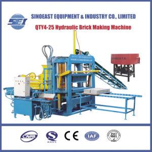 Qty4-25 Automatic Cement Concrete Block Machine pictures & photos