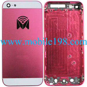 Pink Color Original Housing Rear Cover for Apple iPhone 5 pictures & photos