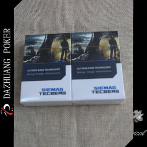 Best Quality Siemag Tecberg Playing Cards