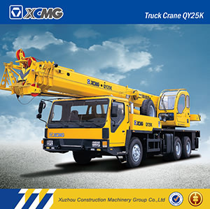 XCMG Official Manufacturer Qy25k 25ton Truck Crane pictures & photos