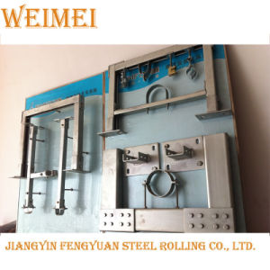 Steel Bracket/Static Bracket/ pictures & photos