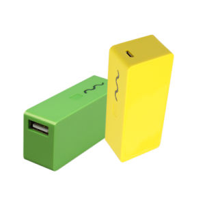 2016 New Products Portable Mini Power Bank 2600mAh pictures & photos
