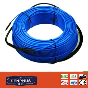 Electric Under Floor Heating Cable pictures & photos