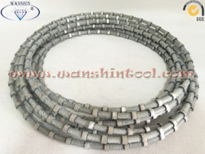 High Quality Granite Diamond Wire Saw Diamond Tool pictures & photos