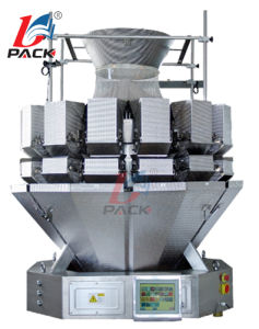 Multi-Head Combination Weigher for Food Packing Machine