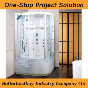 Hot Sale Steamroom with Tempered Glass pictures & photos