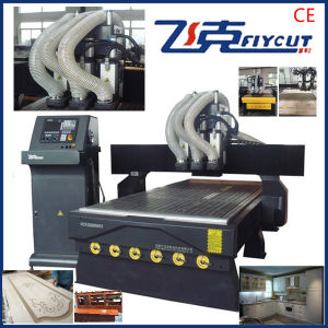 3D CNC Cutting Router CNC Woodworking Machine for Furniture pictures & photos