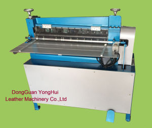 Zhen Hu Brand Leather Slitting Machine (30 inch) pictures & photos