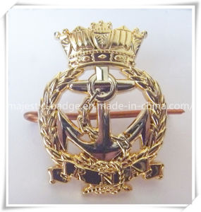 Gold Plating Badge pictures & photos