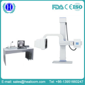 High-Frequency CCD Digital X-ray Machine Dr System Prices pictures & photos