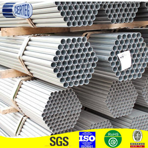 Galvanized Round Steel Pipe Customized pictures & photos