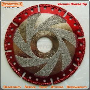 Vacuum Brazed Diamond Multi-Purpose Saw Blades pictures & photos