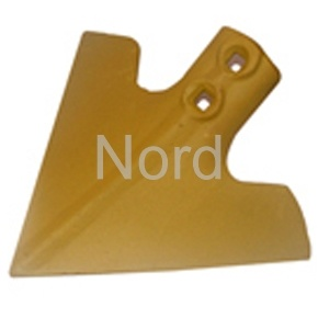 Agricultural Machinery Casting Parts/Ripper Points pictures & photos