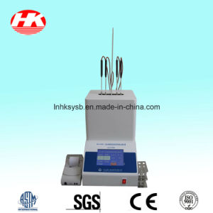 Automatic High Temperature Dropping Point Apparatus pictures & photos