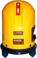 Danpon Red Beam Laser Level 1V1h Vh620R 360 Degree Rorating Self Leveling pictures & photos
