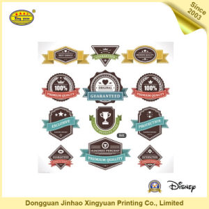 Printing Paper Decoration Customized Sticker (JHXY-SH0061)