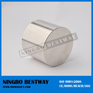 N35 Ni Coating Small Round Magnets pictures & photos
