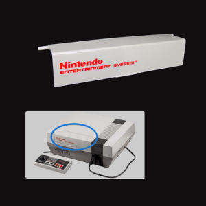 Top Door Cover Lid Part for Replacement for Nes Console