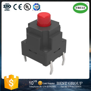 10*10*13mm Hot Sale Switch Waterproof Touch Switch (FBELE) pictures & photos