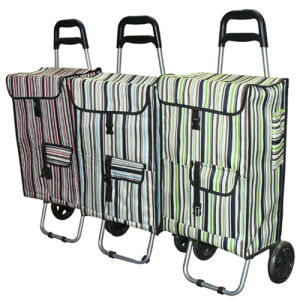 Aluminum Shopping Trolley Cart for Promotional (SP-531) pictures & photos