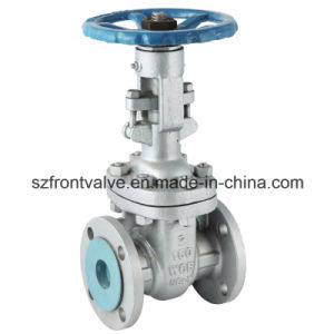 Pressure Sealed Bonnet Gate Valves-High Pressure Psb Gate Valve pictures & photos