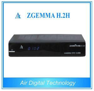Fast Running DVB S2 DVB T2/C Broadcasting Equipment Smart TV Box Zgemma H. 2h pictures & photos