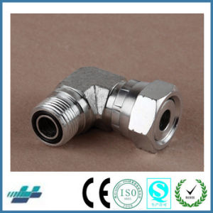90 Degree Elbow Reducer Tube Hydraulic Bite Type Tube Fittings pictures & photos
