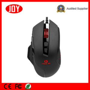 New Design Cheap Mehcanical Gaming Mouse pictures & photos