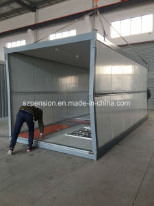 Cheap Simple Prefabricated/Prefab Foldable Mobile House pictures & photos