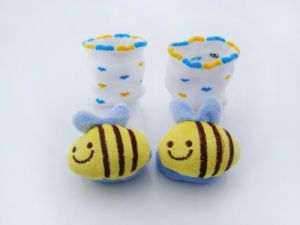 Baby′s 3D Cotton Socks (DL-BB-91) pictures & photos