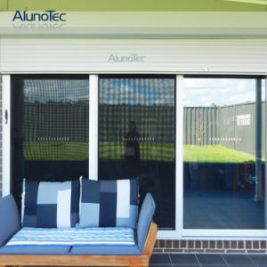 Aluminium Electrical Operated Window Roller Shutters pictures & photos