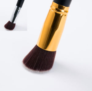 Single Custom Contour Makeup Brush with Different Colors pictures & photos