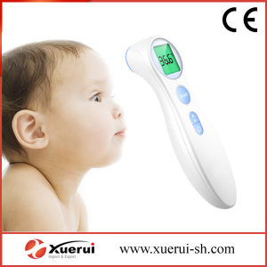 Multi-Functional Infrared Forehead Thermometer with Ce Approved pictures & photos