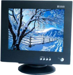 17 Inch LCD Desktop Monitor Gl-LCM17A pictures & photos